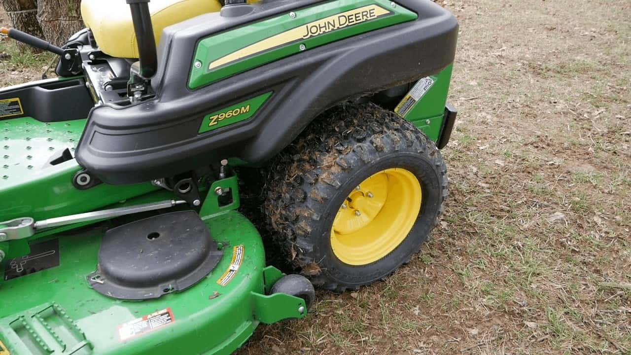 Best Riding Lawn Mower Tires For Hills