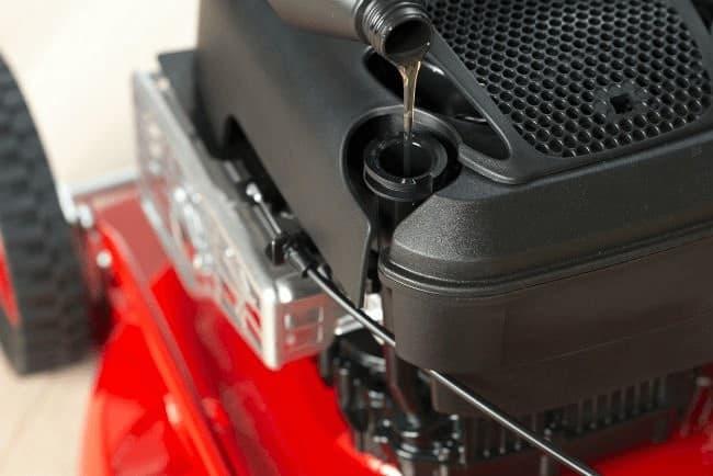 Is Lawn Mower Oil The Same As Car Oil?